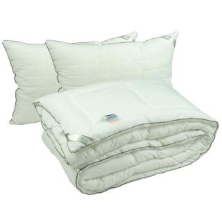 Комплект одеяло+подушки 2 шт. 925.52Silver 200x220/50x70