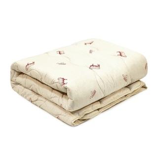 Одеяло шерстяное стеганное Premium