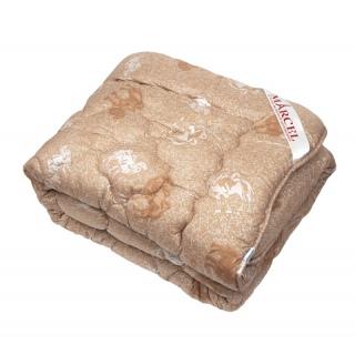 Одеяло Верблюжья шерсть (microfiber) 150x210