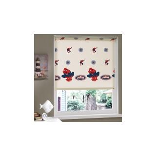 Штора в детскую комнату Spiderman 150x200 《TAC》 — Папай | 50719-20310 • sv-15156 •