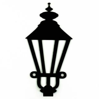 Вешалка настенная Lamppost 13x9 《Glozis》 — Папай | 70918-9771 • GLOZISH-022 •
