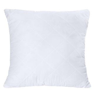 Подушка силиконовая Homefort Белоснежка белая 40x40