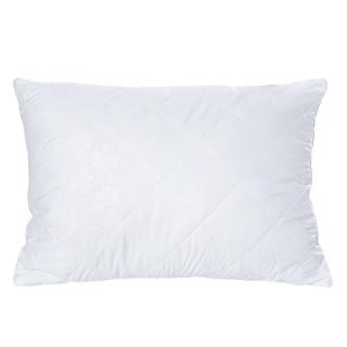 Подушка силиконовая Homefort Белоснежка белая 50x70