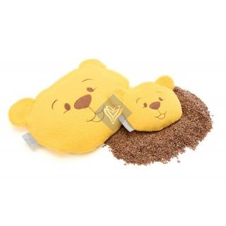 Подушка-Мишка Organic Flax со льном 12x11