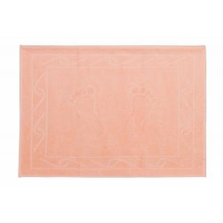 Полотенце для ног Hayal 50x70 персиковый 700 г/м2 《HOBBY》 — Папай | 091117-6274 • 301559 • 8698499301559