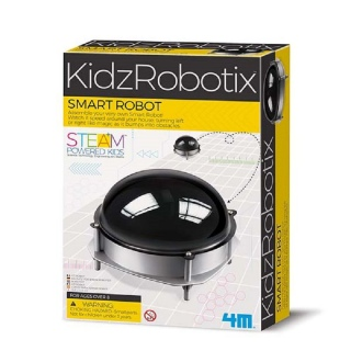 Набор для творчества Умный робот (00-03272) 《4M》 — Папай | 100519-17931 • 4M00-03272 • 4893156032720