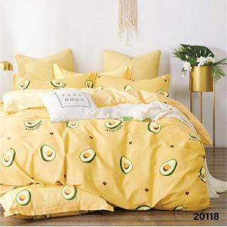 Комплект постельного белья 20118 ранфорс Подростковый