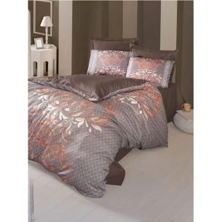 Комплект постельного белья Sateen POPART 200x220/2*50x70x70*70 Евростандарт