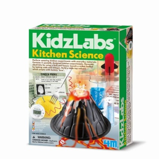 Набор для творчества Эксперименты на кухне (00-03296) 《4M》 — Папай | 141118-11819 • 4M00-03296 • 4893156032966