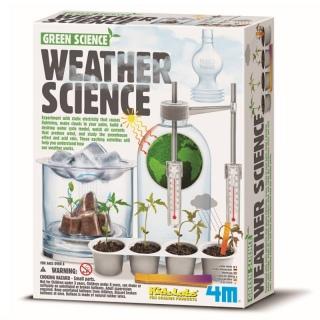 Набор для творчества Метеорология (00-03402) 《4M》 — Папай | 141118-11846 • 4M00-03402 • 4893156034021
