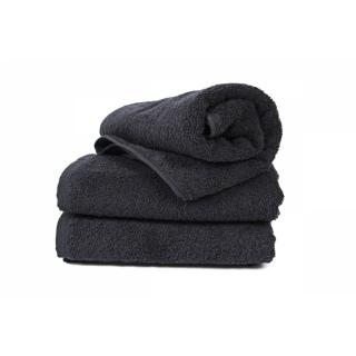 Полотенце махровое Black 30x50 (16/1) 500 г/м2 черный 《Lotus》 — Папай | 170420-31236 • sv-svt-2000022224437 •