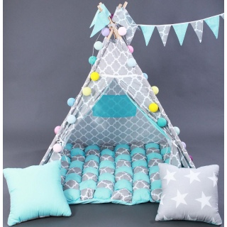 Вигвам Солнце Детская игровая палатка домик