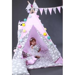 Вигвам Нежность Детская игровая палатка домик