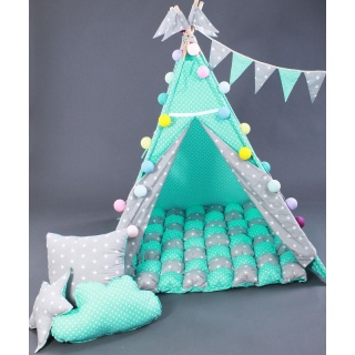 Вигвам Звезды Детская игровая палатка домик