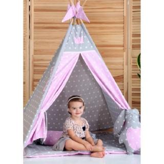 Вигвам Принцесса Шалаш Игровой домик Детская палатка