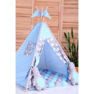 Вигвам Ноченька Шалаш Игровой домик Детская палатка