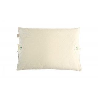 Подушка Aromavita с гречневой шелухой. Organic Collection 40x40