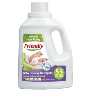 Органический жидкий гель для стирки (без запаха) (1567 мл) 《Friendly organic》 — Папай | 240920-36403 • ek-FR0416 • 8680088180416