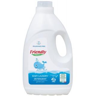 Органический жидкий гель для стирки (без запаха) (2000 мл) 《Friendly organic》 — Папай   240920-36400 • ek-FR2298 • 8680088182298