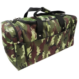 Дорожная сумка 45 л Wallaby 3051 камуфляж 《Sumka》 — Папай | 251019-25046 • ss-3051 •