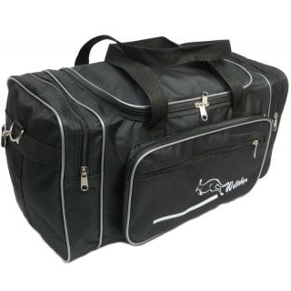 Дорожная сумка Wallaby 2686 черный, 22 л 《Sumka》 — Папай | 251019-25220 • ss-2686 •