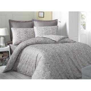 Комплект постельного белья Sateen CAPPUCINO 200x220/2x50x70/2x70x70