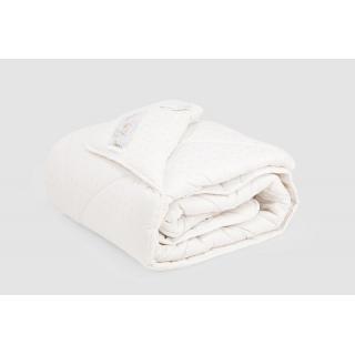 Одеяло зимнее из овечьей шерсти в тике 160x215 (1602156)
