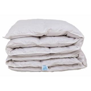 Одеяло пуховое кассетное 100% пух 110x140 《Karolina (Каролина)》 — Папай | 220915-1472 • •