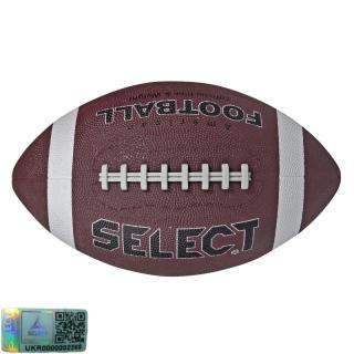 М'яч для американського футболу American Football rubber (Розмір 5) 《Select》 — Папай | 220915-1491 • 229760-899 • 5703543078899