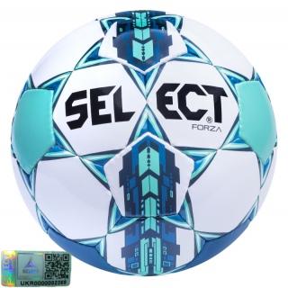 Футбольний м'яч Forza (Розмір 5) 《Select》 — Папай | 220915-1423 • 076582-409 • 5703543091409