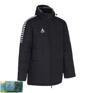 Куртка зимняя ARGENTINA COACH JACKET черный S 《Select》 — Папай | 11623-1725 • 622820-306 • 5703543172306