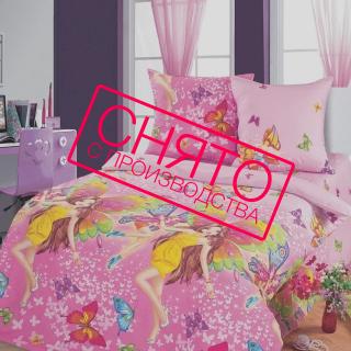 Комплект постельного белья Феи красавицы поплин 《Kidsdreams》 — Папай | 220915-1027 • 2486 •