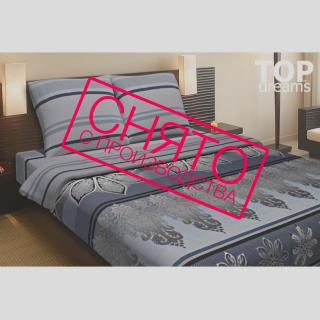 Комплект постельного белья Венецианский узор 《Top Dreams》 — Папай | 220915-1164 • 2564 •
