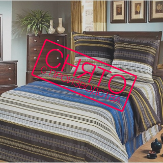 Комплект постельного белья Динамика 《Top Dreams》 — Папай | 220915-1173 • 2385 •